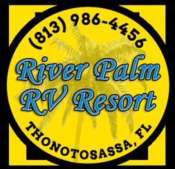 River Palm RV Resort Logo